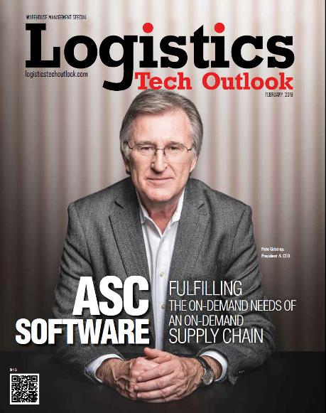 logistics technology cover page - Top 10 for 2019